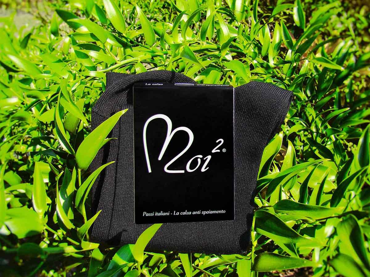 Calze Noi2-antispaiamento-uomo-foglieverdi