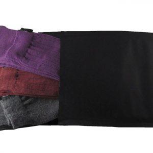 Calze-uomo-Noi2-antispaiamento-uomo-tris-scatola-lunghe-antracite-bordeaux-viola