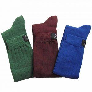 Calze Noi2-uomo- lunghe-antispaiamento-uomo-verde-B-blu