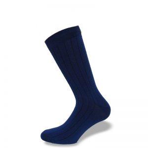Milano gamba blu corta lato