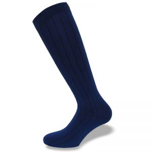 Milano gamba blu lunga lato