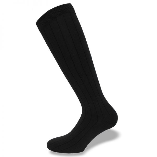 Milano gamba nera lunga lato