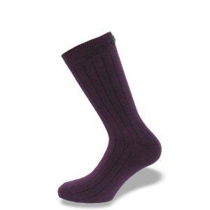 Milano gamba viola lato corta