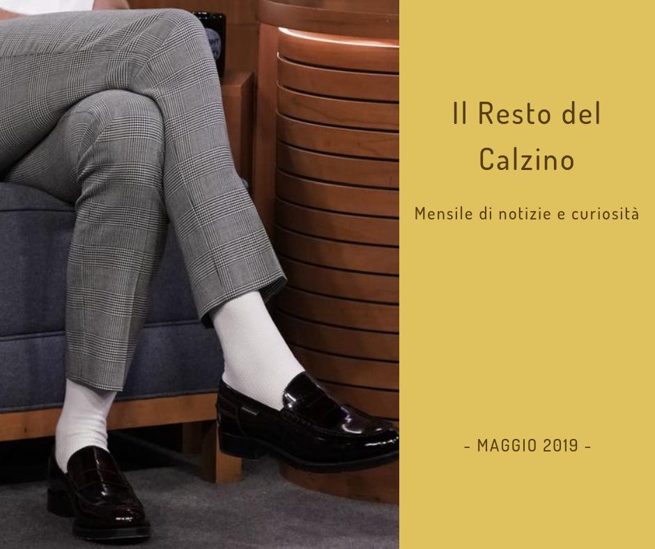 Il Resto del Calzino - MAGGIO 2019